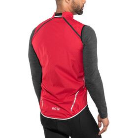GORE WEAR C7 Light Windstopper Vest Men red